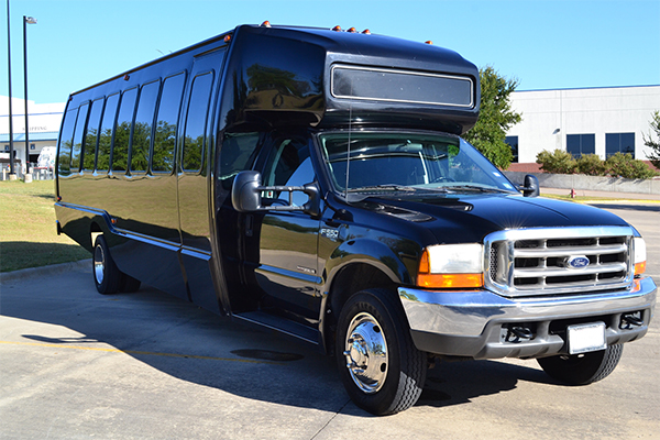 15 Passenger party bus Austin