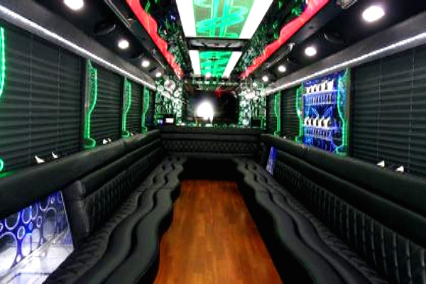 20 passenger party bus 1 Austin