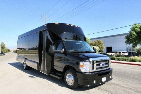 20 passenger party bus Austin