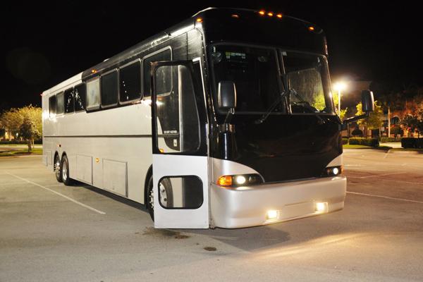 40 passenger party bus Austin