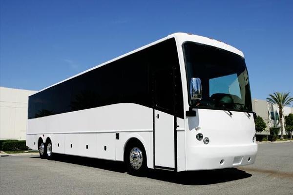 50 passenger charter bus rental Austin