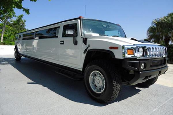 Hummer Austin limo rental