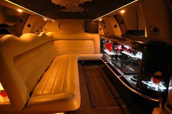 lincoln limo service Austin