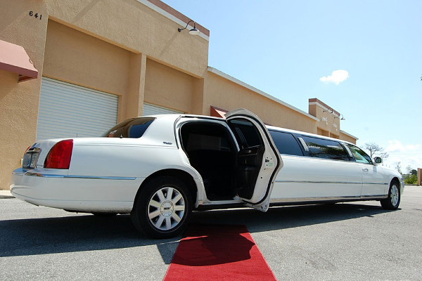 lincoln stretch limo Austin